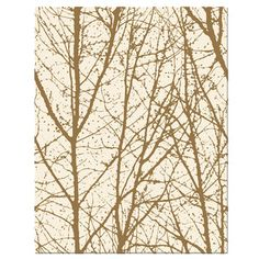 Through The Trees Brown 24x30, $20, by Artisan Wall Tiles !!