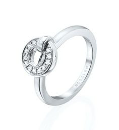A playful, versatile flip ring from Boodles' Roulette collection In white gold Set with a total of approximately of round-brilliant cut diamonds Also available in rose gold and yellow gold Boodles, Geometric Jewelry, Eternity Ring, Diamond Jewelry, Jewelry Collection, Fine Jewelry, Jewellery, White Gold, Schmuck
