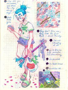 junk gallery   Magical girl !