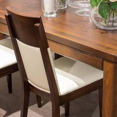 Buková židle Řím je již na první pohled jiná. Zajímavý design a bukový masiv ji totiž dodává nezvyklý glanc. Dining Chairs, Furniture, Home Decor, Decoration Home, Room Decor, Dining Chair, Home Furnishings, Home Interior Design, Dining Table Chairs