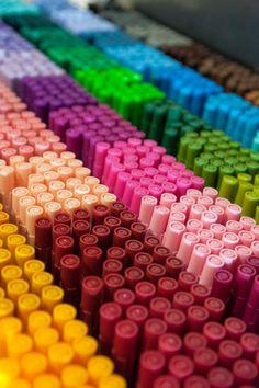 Stabilo - Feutres - Stylos - Multiples couleurs.