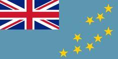 Flag of Tuvalu - Galeria de bandeiras nacionais – Wikipédia, a enciclopédia livre