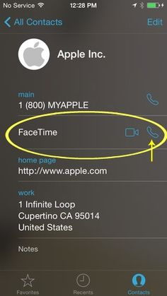 How to find FaceTime