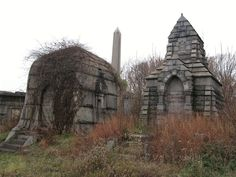 Pennsylvania's oldest abandoned cemetery is the size of a small town | Road Trip - Discover Your America with Roadtrippers