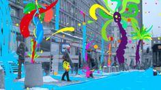 2D animation for energy drink  agency : TBWA director: Mikołaj Łebkowski dop : Mikołaj Łebkowski CC: Ania Sujka finall composition: Piotr Gołąbek animation: Piotr Gołąbek, Jarek Kwaśniak Composition:Korea , Paweł Małkowski 3D: Patryk Habryn, Maciek Stanisławski