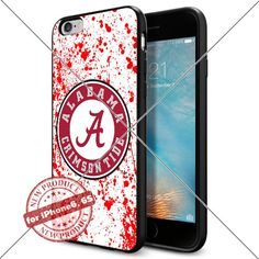 WADE CASE Alabama Crimson Tide Logo NCAA Cool Apple iPhone6 6S Case #1017 Black Smartphone Case Cover Collector TPU Rubber [Blood] WADE CASE http://www.amazon.com/dp/B017J7K6CI/ref=cm_sw_r_pi_dp_sV0vwb0QJA2Y5