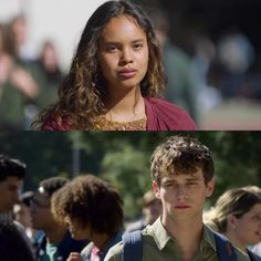 Image uploaded by Nadine. Find images and videos about 13 reasons why, and justin foley on We Heart It - the app to get lost in what you love. 13 Reasons Why Memes, 13 Reasons Why Netflix, Thirteen Reasons Why, Brandon Flynn 13 Reasons Why, 13 Reasons Why Aesthetic, Stranger Things, Alisha Boe, Justin Foley, Netflix Dramas