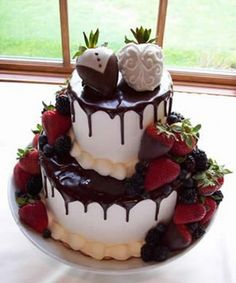 Chocolate+Fun+Cake+Ideas | strawberry chocolate cake ideas Chocolate Cake Ideas