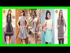 Vestirse Según la Forma o Tipo de Cuerpo http://youtu.be/DjfFakQjURk