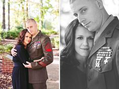A Vintage Inspired Military Family Photography Session » Rally Point