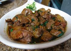 jatýrka na slanině Pork, Beef, Treats, Recipes, Invite, Table, Kale Stir Fry, Meat, Sweet Like Candy