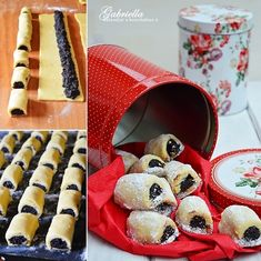 Hungarian Desserts, Hungarian Cake, Hungarian Recipes, Sweet Recipes, Cake Recipes, Dessert Recipes, Cookie Desserts, No Bake Desserts, Smoothie Fruit
