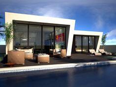 Villa, Spain - Concept Visuals