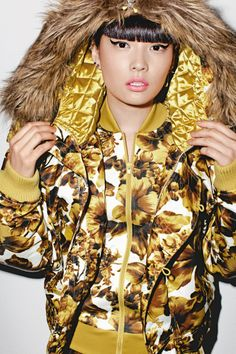 Picture of adidas Originals by Jeremy Scott 2013 Fall/Winter Lookbook