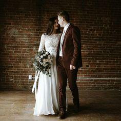 Modest wedding dress with long sleeves from alta moda. -- (modest bridal gown) . photo by kortnie ellett