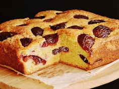 Szilvás pite, Kép: ahogyeszikugypuffad.blogspot.com French Toast, Sweets, Snacks, Cookies, Baking, Breakfast, Cook Books, Food, Drink
