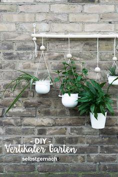 DIY Vertikalen Garten Selber Bauen