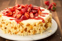 15 Sweet Strawberry Desserts You Can't Resist