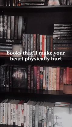 Book List Must Read, Best Books To Read, I Love Books, Book Lists, Good Books, Book Suggestions, Book Recommendations, Flipagram Video, Book Nerd Problems