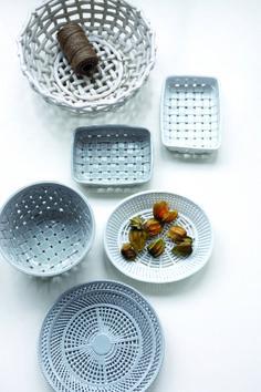 Woven ceramics /housedoctor 2014