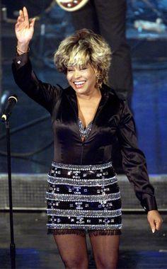 The Fabulous Tina Turner