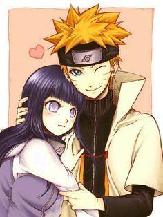 Naruto y Hinata <3