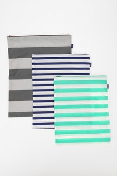 organize with stripes
