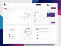 Hey there, my creative phase is still on :) I'm bringing you a brand new shot under the wings of 10Clouds. This is a concept of a personal online banking platform. Would you like to see your own ac...