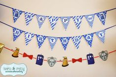 Doctor Who Birthday Party Ideas   Photo 6 of 23   Catch My Party