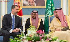El Rey saudí designa a su hijo Mohamed Ibn Salman primer heredero al trono