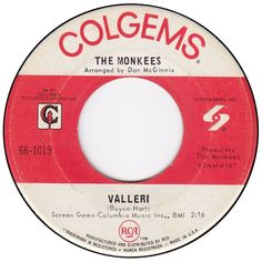 Valleri - The Monkees (1968)
