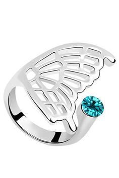 Butterfly Ring...a G'ma reminder!