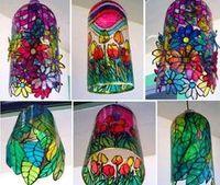 Quick To Build Moveable Greenhouse Options Con Envases Pet Art Plastic, Reuse Plastic Bottles, Plastic Bottle Flowers, Recycled Plastic Bags, Plastic Bottle Crafts, Recycled Bottles, Recycled Art Projects, Recycled Crafts, Soda Bottle Crafts