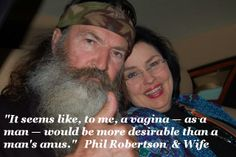 Happy, Happy, Happy with Phil Robertson. So tired of the media villainizing Phil for his biblical beliefs while everyone who expresses anything else no matter how immoral it is completely accepted. Robertson Family, Phil Robertson, Phil Kay, Jep And Jessica, Duck Dynasty Cast, Miss Kays, Redneck Humor, Duck Calls, Quack Quack