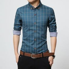 2017 Casual Dress Shirt Camisetas Masculinas 180b448949774