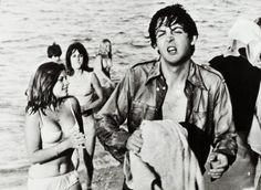 """The Beatles Behind scene's in """"HELP!"""""""