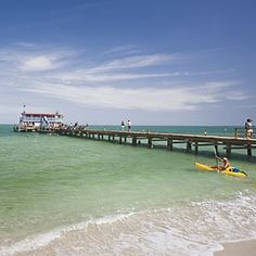 "Insider's Guide to Anna Maria Island |  The motto of Florida's Anna Maria Island says it all: ""Welcome to paradise without an attitude. 