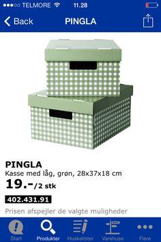 Bare så søde og lige i min farve Ikea, Ikea Co