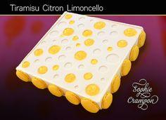 c'est pas d'la tarte ! ~ Tiramisu citron limoncello