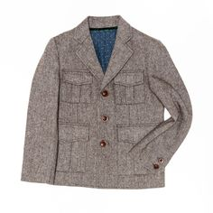 Monnalisa Childrenswear   Jacket GUARDIA CACCIA (Verde-Senape) Sales GIACCA IN SPIGATO Jackets   Jackets   Shop On Line Sales