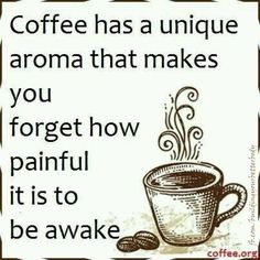 Make Incredible Pots Of Coffee With These Ideas. The morning coffee ritual is played out in households across the globe. Consider how you buy your coffee and where it comes from. What coffee do you typica Coffee Talk, Coffee Is Life, I Love Coffee, Coffee Break, My Coffee, Coffee Drinks, Coffee Cups, Coffee Aroma, Coffee Lovers