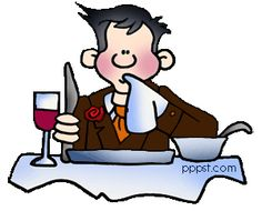 Dining Etiquette - FREE Presentations in PowerPoint format, Free Interactives and Games