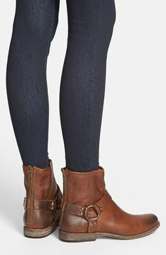 Frye 'Phillip' Harness Boot | Nordstrom Nordstrom Boots, Infinite, Oxford Shoes, Dress Shoes, Money, My Style, Stuff To Buy, Clothes, Fashion