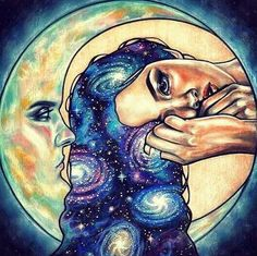 ... the sun loved the moon so much .... http://www.wattpad.com/20320868-the-sun-and-moon