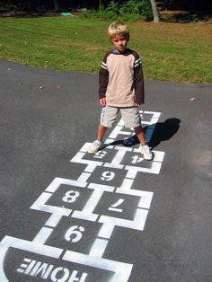 Games Playground Markings Thermmark Installs Education - Playground stencils