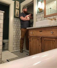 Downstairs Bathroom, Bathroom Renos, Bathroom Inspo, Bathroom Inspiration, Bathroom Interior, Small Bathroom, Master Bathroom, Bathrooms, Aqua Bathroom
