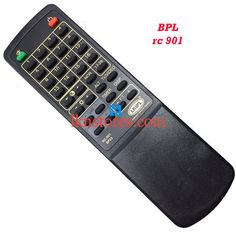 Buy remote suitable for BPL Tv Model: RC 901 at lowest price at LKNstores.com. Online's Prestigious buyers store.