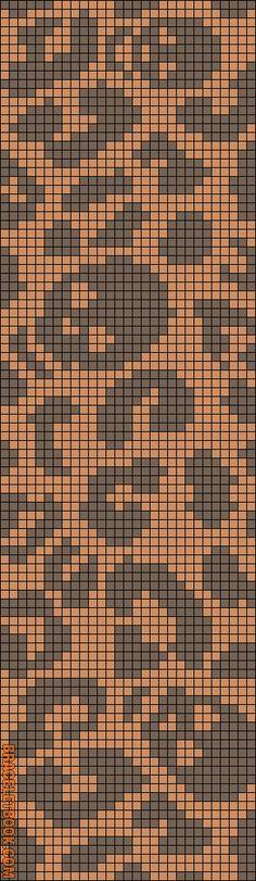 Alpha Friendship Bracelet Pattern #11217 - BraceletBook.com