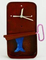 Orologio parete Sardina Fair Trade, Clock, Wall, Home Decor, Watch, Decoration Home, Room Decor, Clocks, Walls