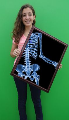 Art of Apex High School: X-ray Vision!